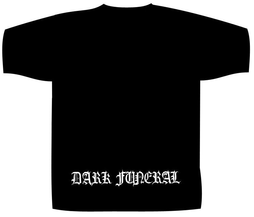 Dark Funeral T-Shirt Baphomet