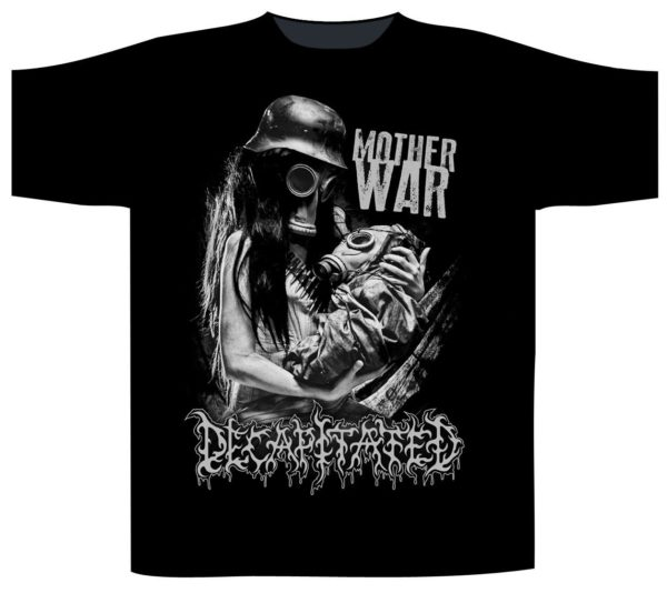 Decapitated T-Shirt Mother War