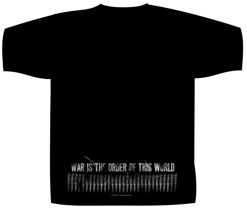 Decapitated T-Shirt Mother War