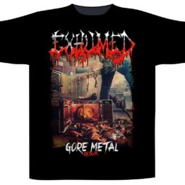 Exhumed T-Shirt Gore Metal Redux