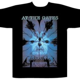 At The Gates Shortsleeve T-Shirt BurNine Inch Nailsg Darkness