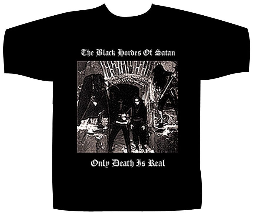 Dark Funeral Shortsleeve T-Shirt In The Sign