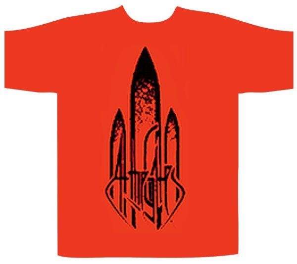 At The Gates Shortsleeve T-Shirt Red In The Sky