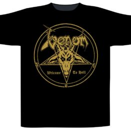 Venom Shortsleeve T-Shirt Welcome To Hell