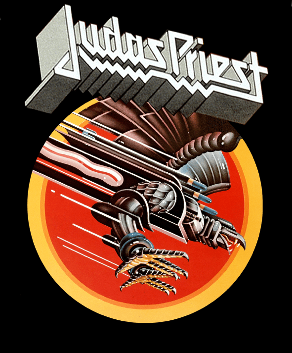 Judas Priest Backpatch Screaming For Vengeance