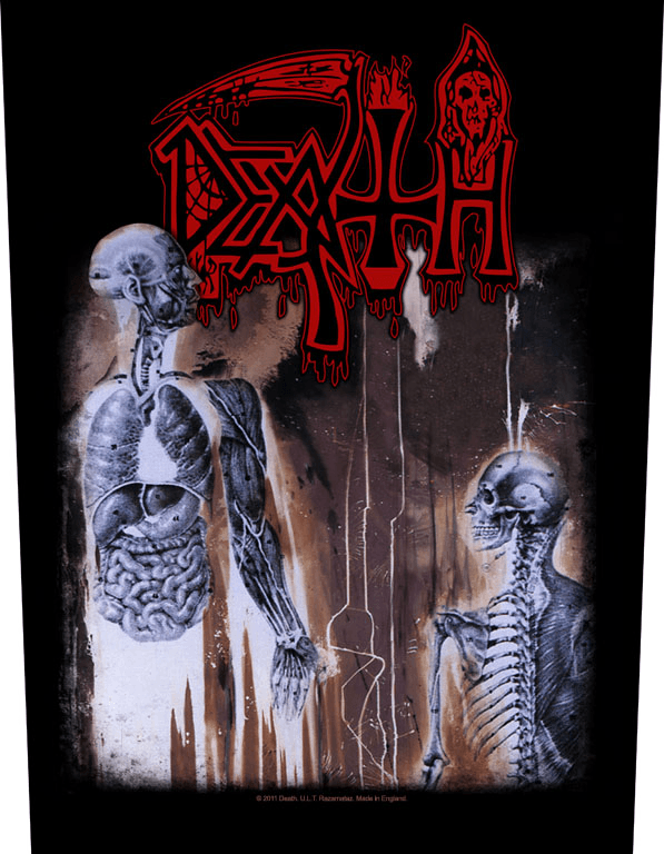 Death Backpatch Human