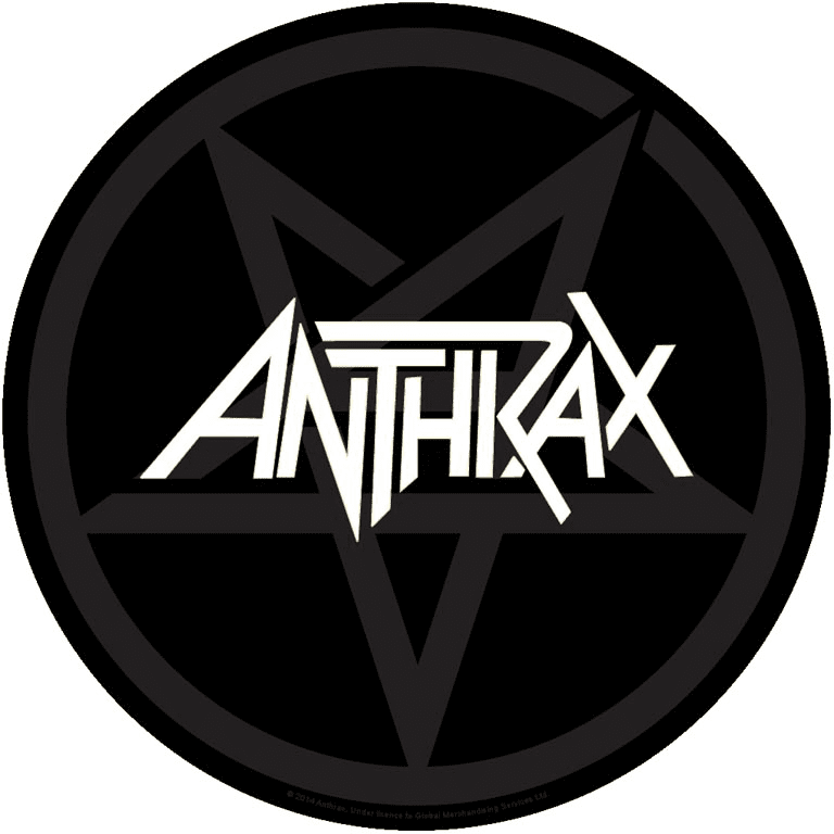 Antrax Backpatch Pentathrax