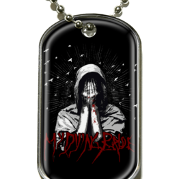 My Dying Bride Dog Tags My Body A Funeral