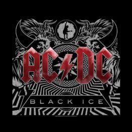 AC/DC Bandanna Black Ice