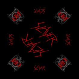 Slayer Bandanna Black Eagle