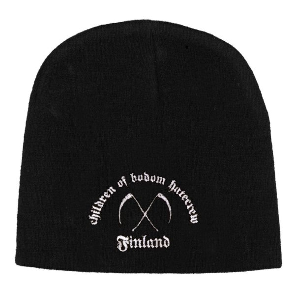 Children of Bodom Beanie Hat Hatecrew/Finland
