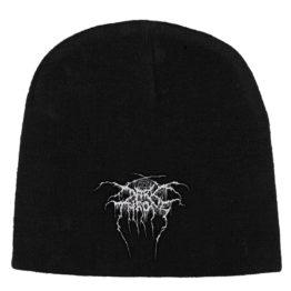 Dark Throne Beanie Hat Logo