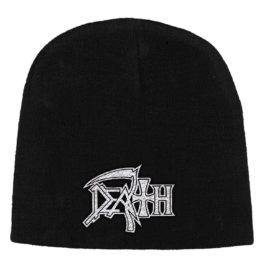 Death Beanie Hat Logo