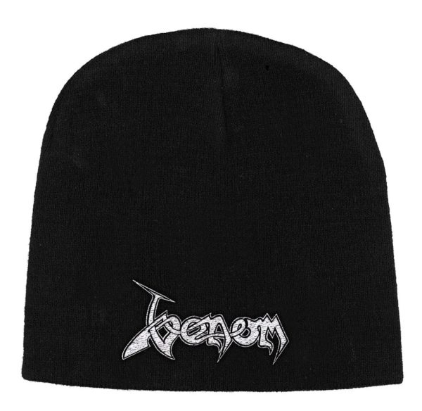 Venom Beanie Hat Logo