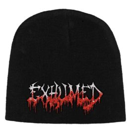 Exhumed Beanie Hat Logo