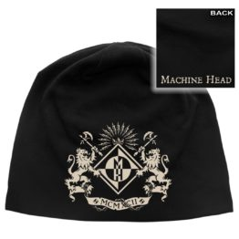 Machine Head Beanie Hat Crest