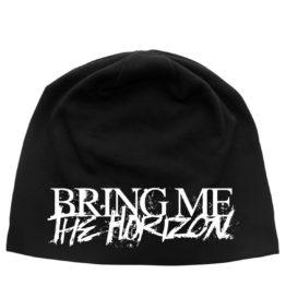 Bring Me The Horizon Beanie Hat Horror Logo