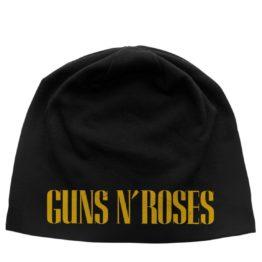 Guns N Roses Beanie Hat Logo