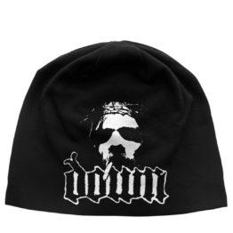 Down Beanie Hat Logo/Face