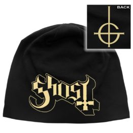 Ghost Beanie Hat Logo