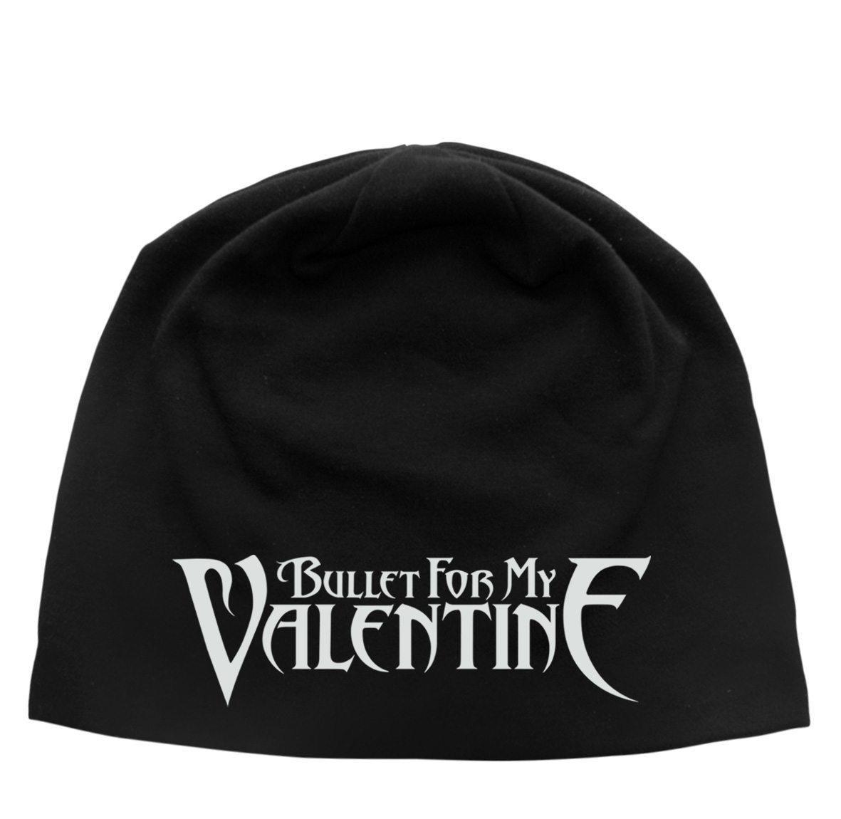 Bullet For My Valentine Beanie Hat Logo