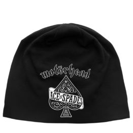 Motorhead Beanie Hat Ace Of Spades