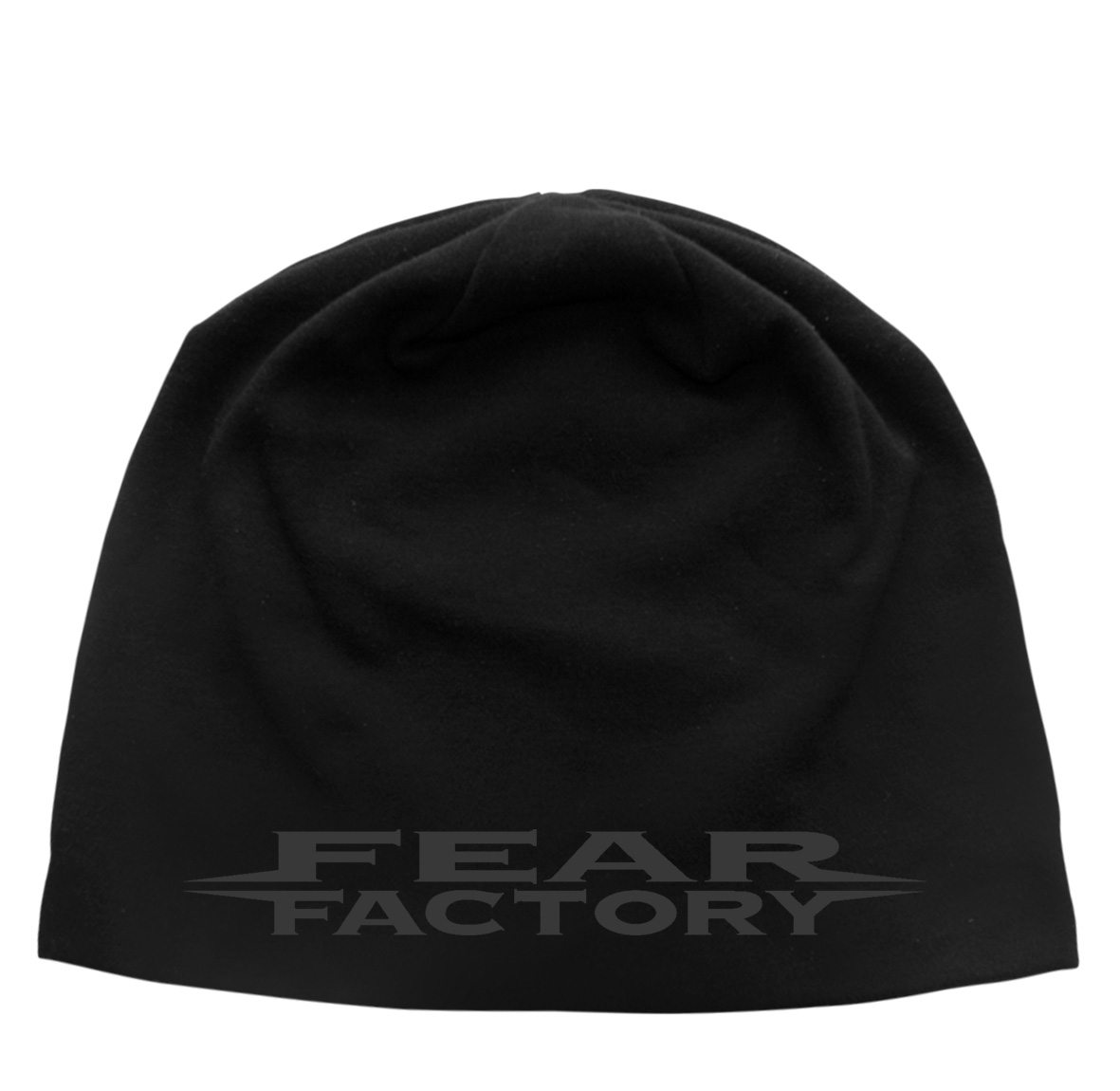 Fear Factory Beanie Hat Logo