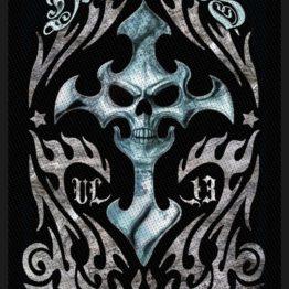 Alchemy Woven Patch UL13 Devil's Cross.