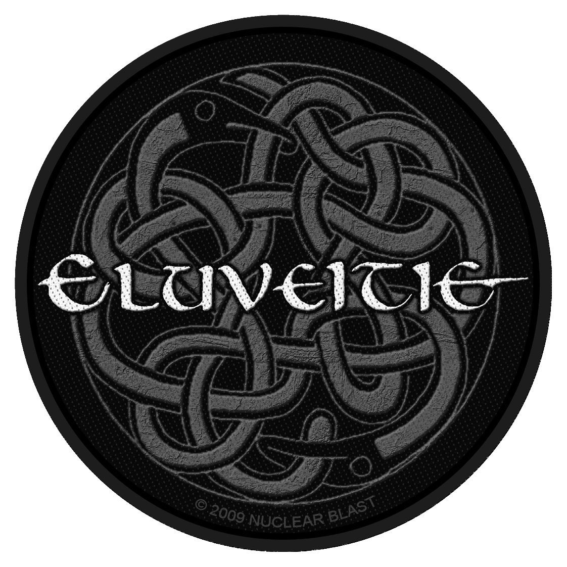 Eluveitie Woven Patch Celtic Knot.