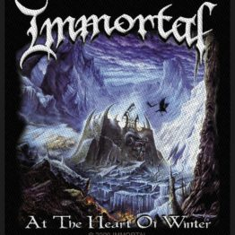 Immortal Woven Patch At The Heart of Winter.