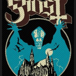 Ghost Woven Patch Opus Eponymous