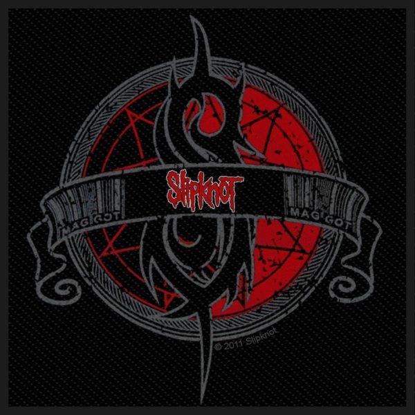 Slipknot Woven Patch Crest