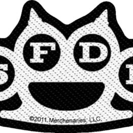 Five Finger Death Punch Woven Patch Knuckles