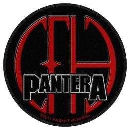 Pantera Woven Patch CFH