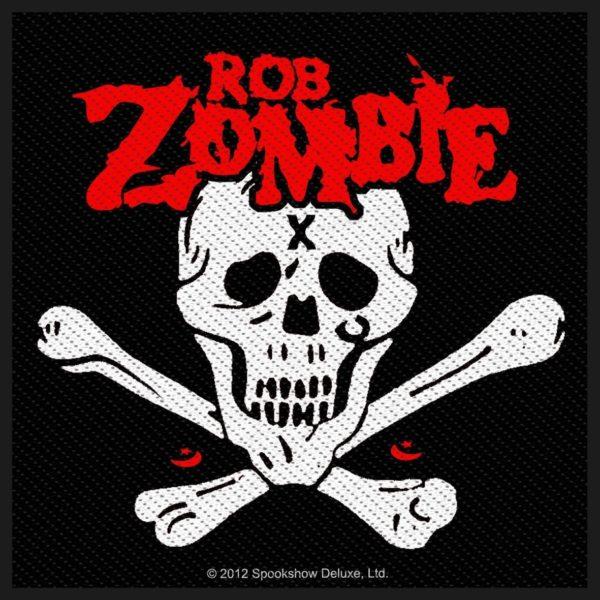 Rob Zombie Patch Dead Return