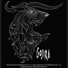 Gojira Woven Patch Horns