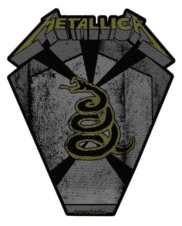 Metallica Woven Patch Pit Boss