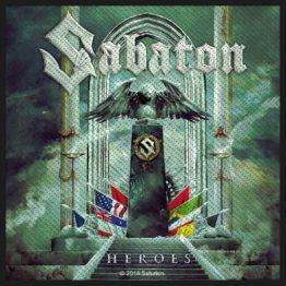 Sabaton Woven Patch Heroes Digi