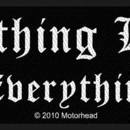 Motorhead Superstrip Everything Louder