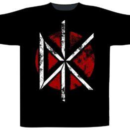 Dead Kennedys Shortsleeve T-Shirt Vintage Logo