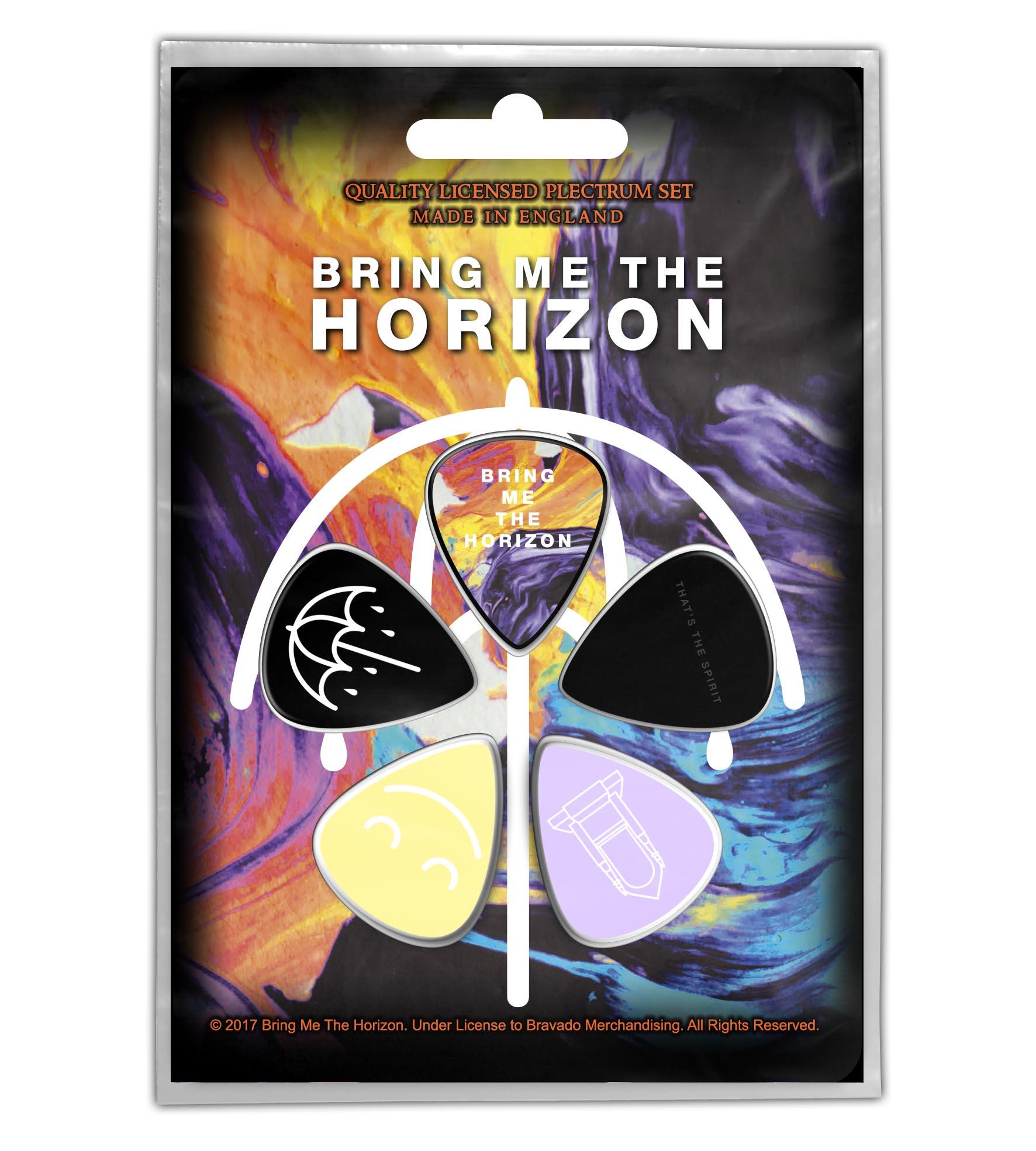 Bring Me The Horizon Plectrum Pack That/'s The Spirit