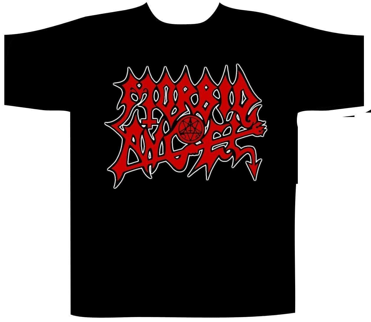 Morbid Angel Shortsleeve T-Shirt Thy Kingdom Come
