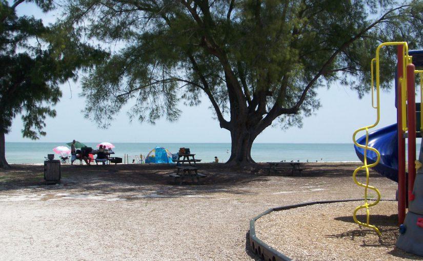 Bay Front Park On Anna Maria Island