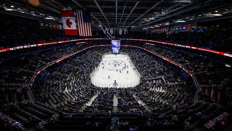 Tampa Bay Hockey Is Great Big City Sports Entertainment