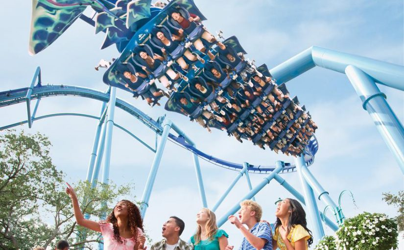 Sea World Is Just 2 Hours From Anna Maria, Florida