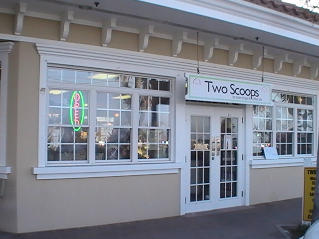 Two Scoops- Great Ice Cream in Anna Maria