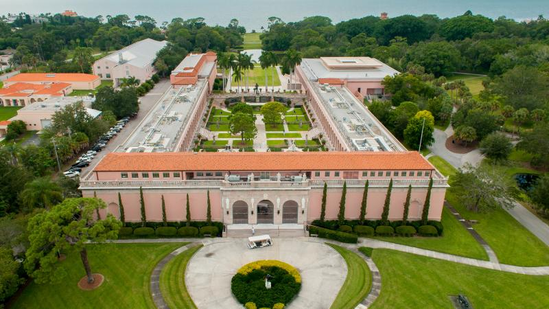 The Ringling -The John and Mable Ringling Museum