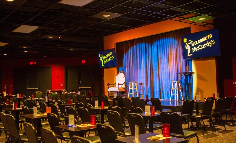 McCurdy's Comedy Club – Sarasota, Florida