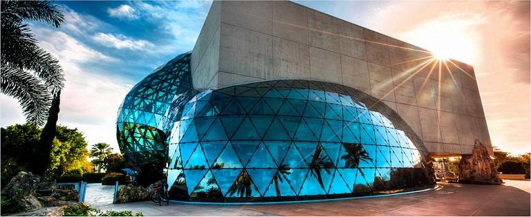 Salvador Dali Museum in St. Petersburg, Tampa Fl