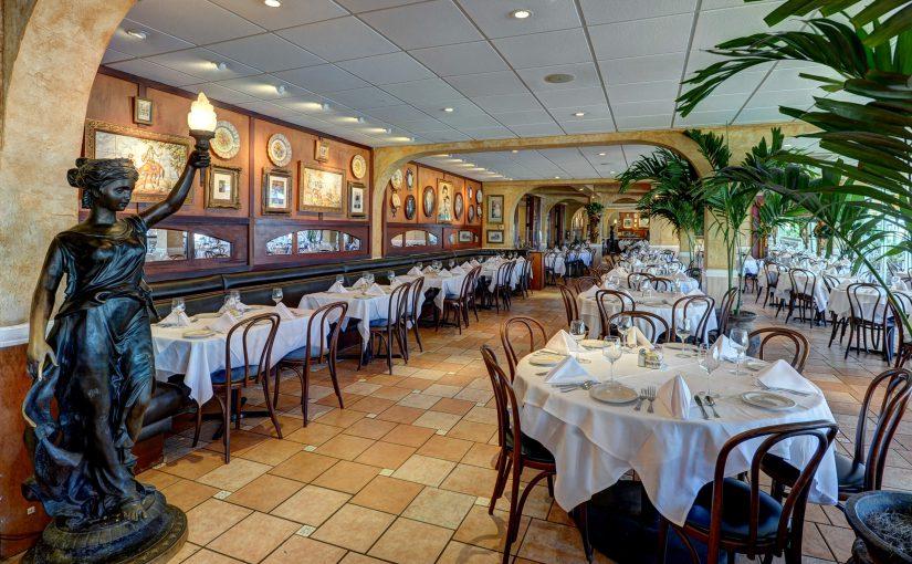 Columbia Restaurant on St. Armand's Circle, Sarasota